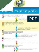 charte de l enfant hospitalise