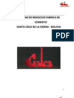 Proyecto Cementera Boliviana Espanol