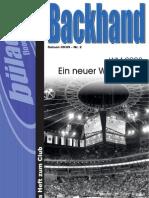 Backhand 2008/2009 Nr. 2