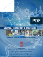 Science Technology & Innovation Book