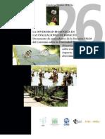 Biodiversidad en EIAs
