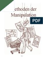 Methoden Der Manipulation