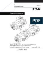 Eaton Parts List and Numbers