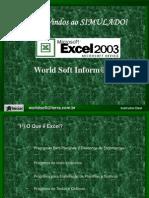 Simulado Excel 2003