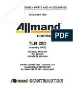 TLB25Dparts Allmond Brothers