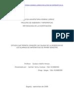 proyecto Metodología Investigación Konrad Lorenz