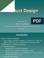 1 Product Design