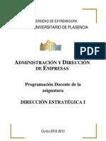 Direccion Estrategica i