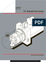 Monarc Hydraulic pumps