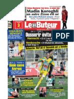 LE BUTEUR PDF du 03/03/2009