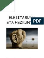 Elebitasuna Eta Hezkuntza