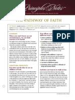 The Pathway of Faith