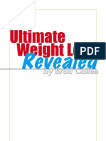 Ultimate Weight Loss Revealed