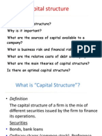 e2155capital Structure Session 1