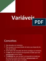 07 Variaveis, Ponteiros, Vetores e Strings Linguagem c