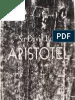 David Ross Aristotel Humanitas (1998)