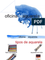 Oficina de Aquarela