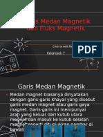 Garis Medan Magnetik Dan Fluks Magnetik