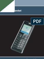 TT-3670A IP Handset Manual