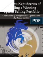 7 Secrets Book on OptionSelling