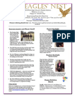 Weekly Bulletin March 11-17, 2013