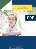 Faith + 0 = Salvation
