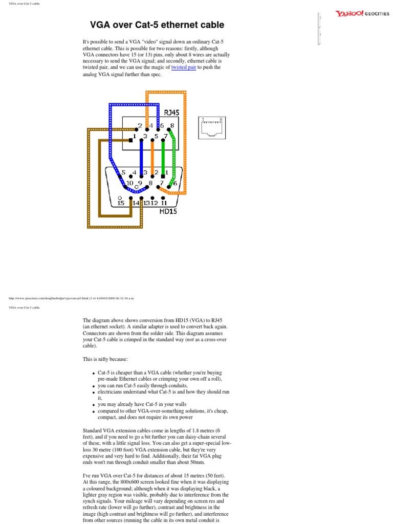 Dorable Cross Over Cat 5 Sketch - Best Images for wiring diagram ...