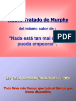 Las Le Yes de Murphy