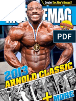 Musclemag Arnold Classic 2013 Digital Special Issue