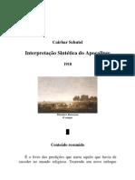 Interpretação Sintética do Apocalipse (Cairbar Schutel)