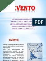 presentacion 1 evento