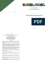 Regulamento CDS