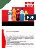 KOF Morgan Stanley and Santander January 2012