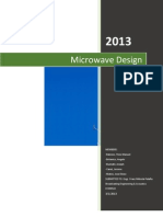 Microwave Design