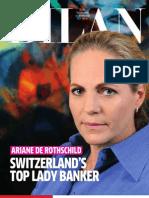 Ariane de Rothschild Switzerland s Top Lady Banker