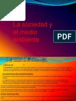 Trabajo Tema 8 Sociales Sociedad y Medio Ambiente