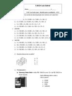 Revisão para a avaliação PROJOVEM UF II