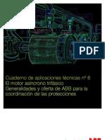 Cuaderno ABB Motor asíncrono trifásico