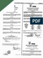 Acuerdo COM-28-2003 (Se Identifican Las Areas Residenciales de Zonas 16 y 17)_31!12!2003