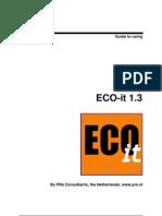 ECO It Manual