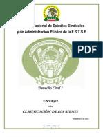 Ensayo Der. Civ. Clasificacion de Los Bienes 3.1.3