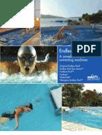 Endless Pools Complete Line Brochure