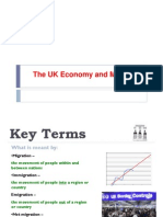 The UK Economy and Migration