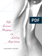 50634764 the Sexual Woman in Latin American Literature