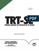 TRT-Sergipe  - Informática
