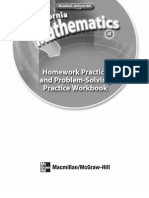Math WorkbookMath Grade 4 Homework Practice Book