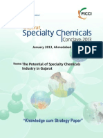 Gujarat Specilty Chemicals Conclave 2013 Background Paper Final
