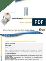 301301 Algebra Trigonometria y Geometria Analitica Unidad 1