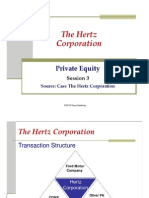 Session 3 Part 2 Case the Hertz Corporation