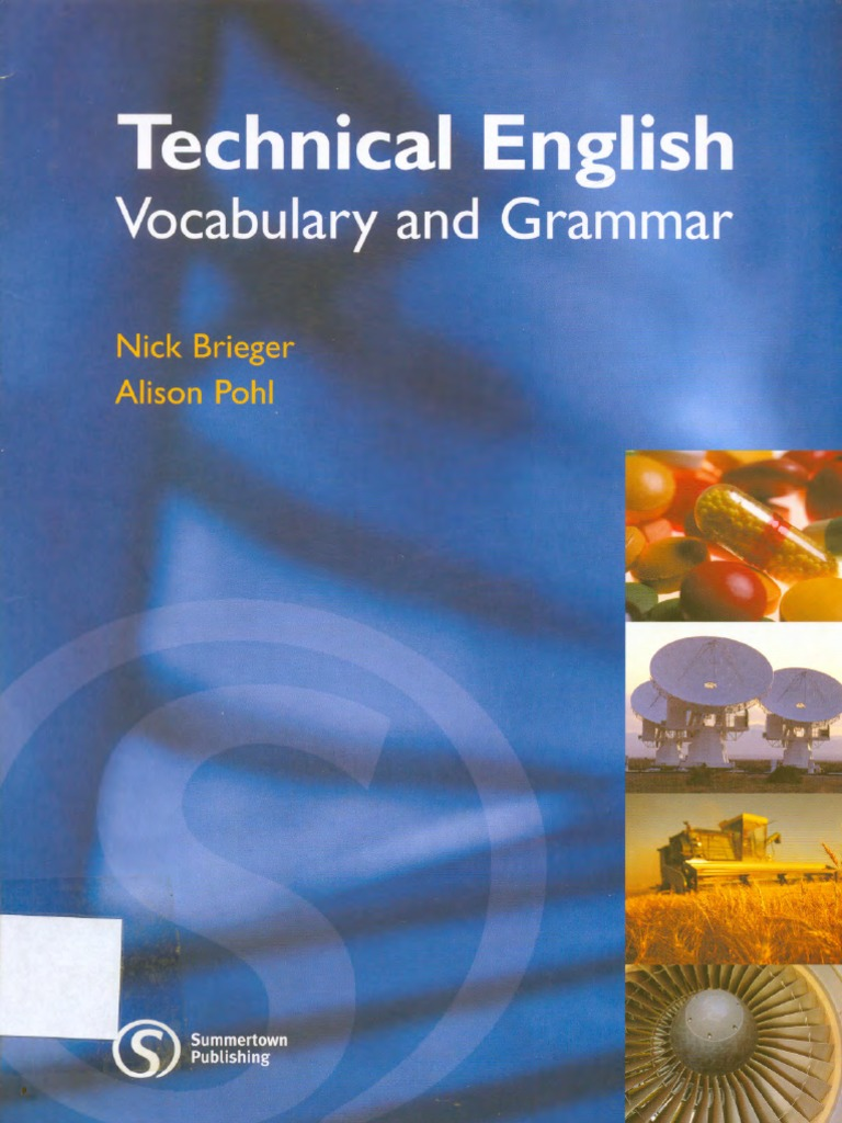 Technical English Vocabulary and Grammar | Computer Network ...
